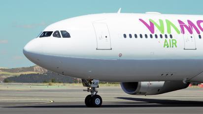 EC-MJS - Wamos Air Airbus A330-200