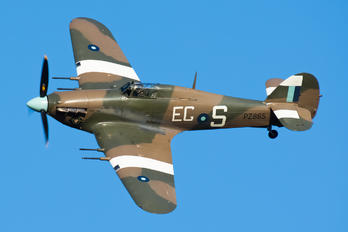 "PZ865 - Royal Air Force ""Battle of Britain Memorial Flight&quot Hawker Hurricane Mk.IIc"