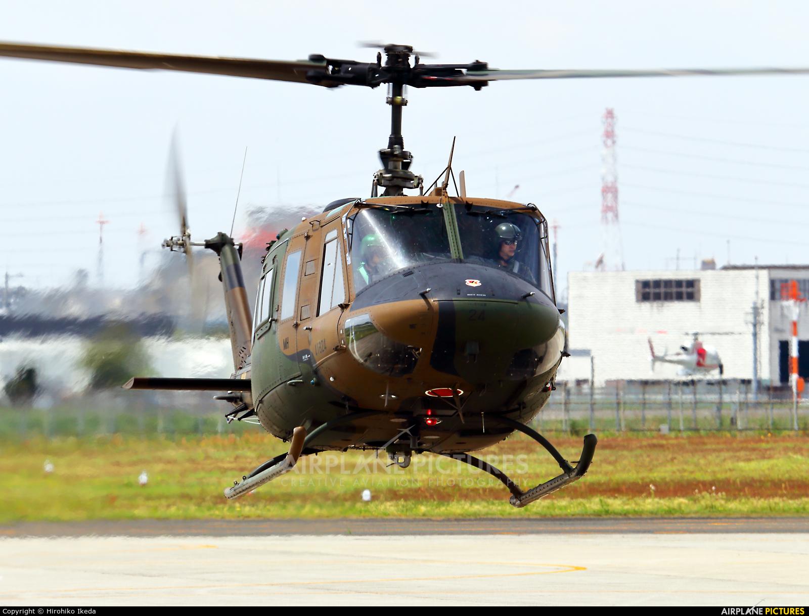 Japan - Ground Self Defense Force 41824 aircraft at Yao