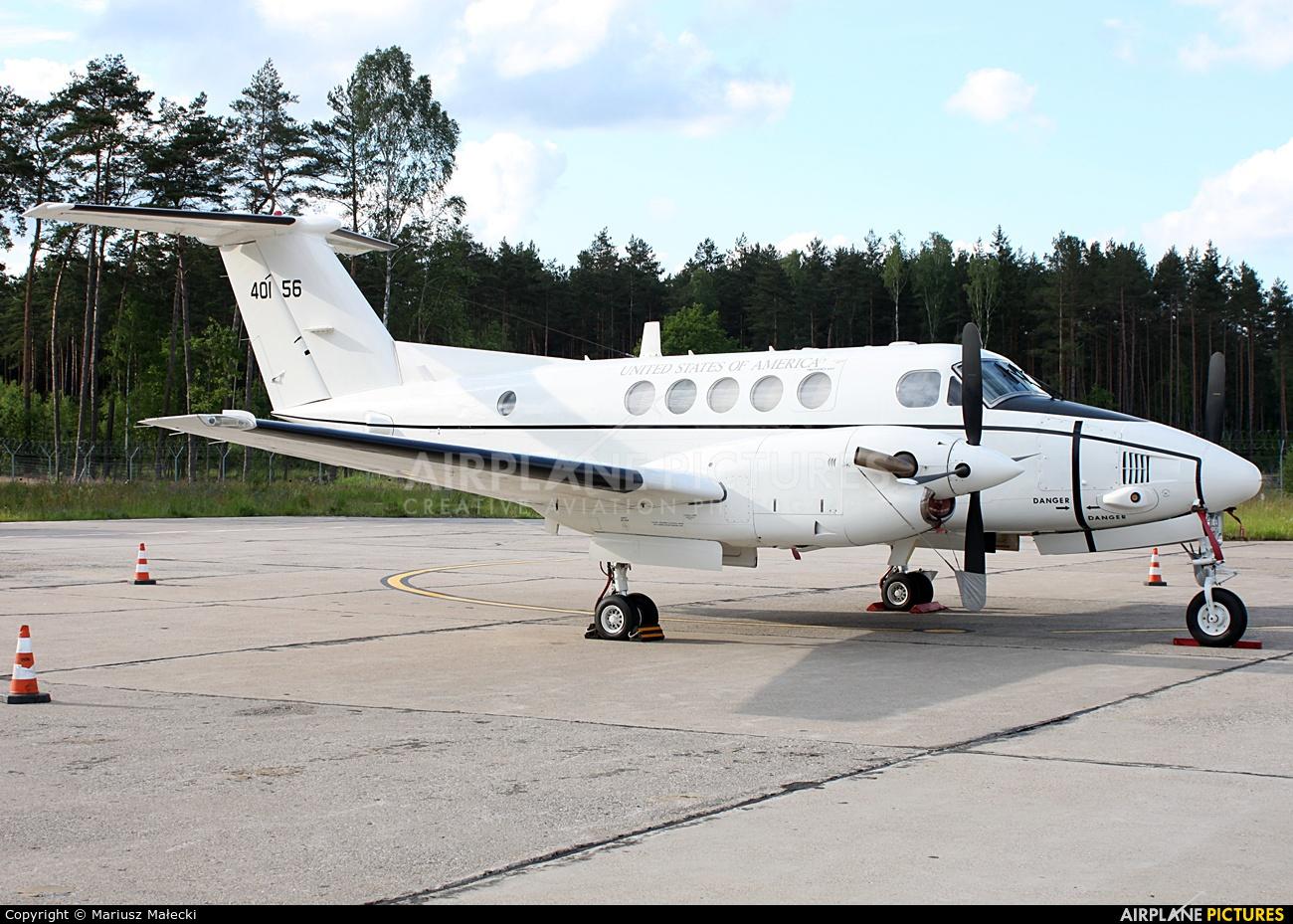 USA - Army 84-00156 aircraft at Olsztyn Mazury Airport (Szymany)