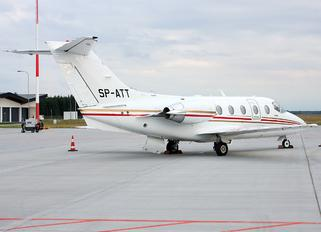 SP-ATT - Private Beechcraft 400A Beechjet