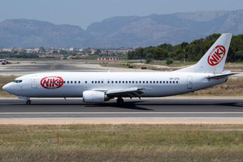 OM-GTD - Niki Boeing 737-400