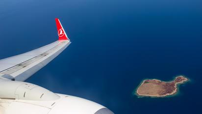 TC-JGR - Turkish Airlines Boeing 737-800