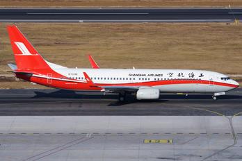 B-5396 - Shanghai Airlines Boeing 737-800