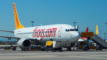 TC-CPP - Pegasus Boeing 737-800