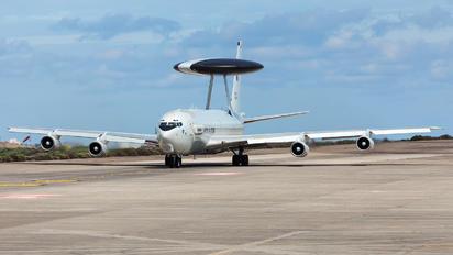 LX-N90453 - NATO Boeing E-3A Sentry