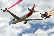 EC-LZX - Iberia Airbus A330-300 aircraft