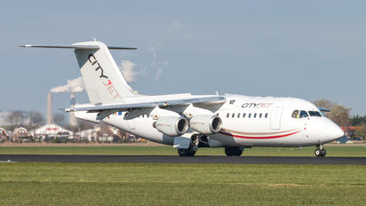 EI-RJR - Air France - Cityjet British Aerospace BAe 146-200/Avro RJ85