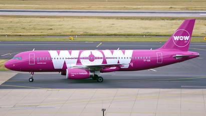 TF-SIS - WOW Air Airbus A320