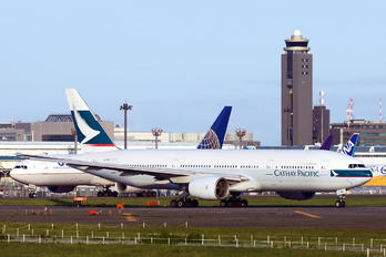B-HNL - Cathay Pacific Boeing 777-200