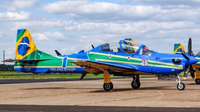 """FAB5920 - Brazil - Air Force """"Esquadrilha da Fumaça"""" Embraer EMB-314 Super Tucano A-29B"""