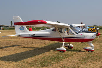 I-6539 - Private Tecnam P92 Echo S