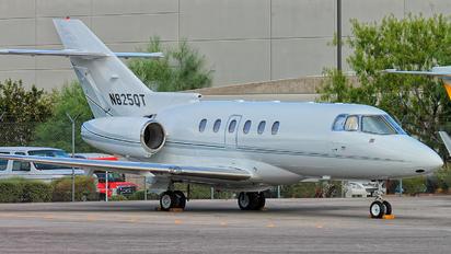 N825QT - Private Hawker Beechcraft 800XP
