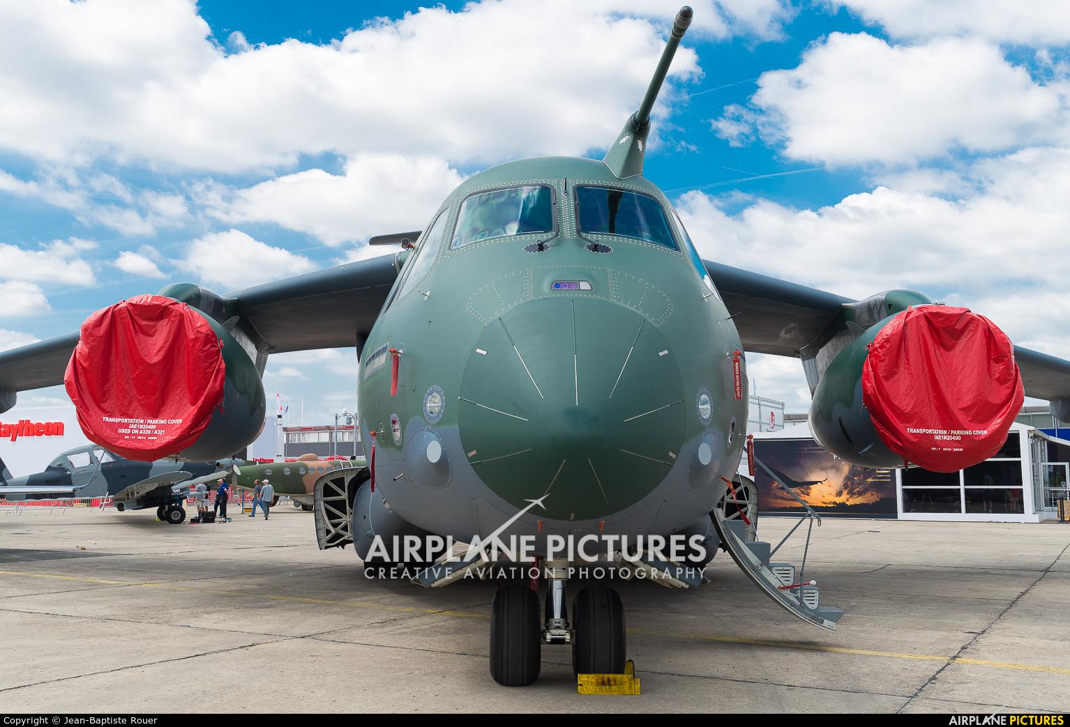 Brazil - Air Force PT-ZNJ aircraft at Paris - Le Bourget