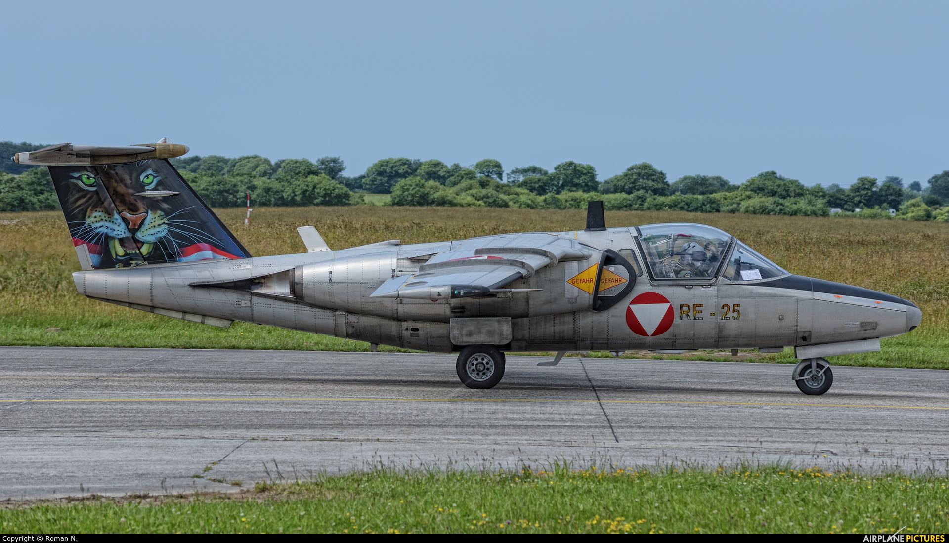 Austria - Air Force 1125 aircraft at Landivisiau