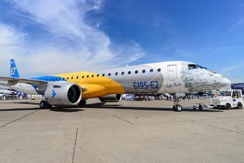 PR-ZIJ - Embraer Embraer ERJ-195-E2