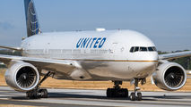 N799UA - United Airlines Boeing 777-200ER aircraft