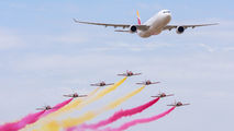 90 years of Iberia and Patrulla Aguila Airshow
