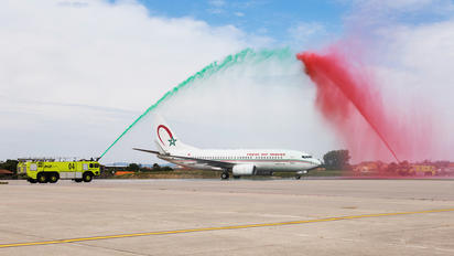 CN-RNQ - Royal Air Maroc Boeing 737-700