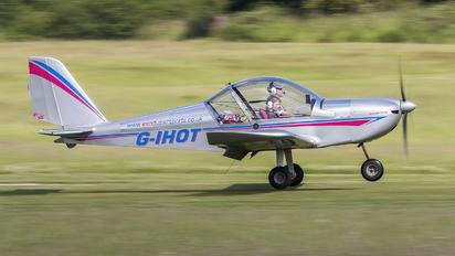 G-IHOT - Private Evektor-Aerotechnik EV-97 Eurostar