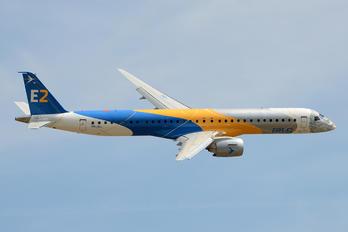 PR-ZIJ - Embraer Embraer ERJ-195 (190-200)