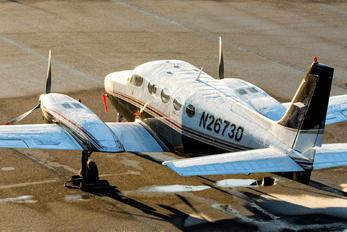 N2673D - Private Cessna 340