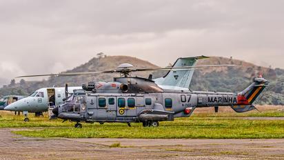 N-7107 - Brazil - Navy Eurocopter EC725 Caracal
