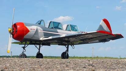 UR-ZER - Private Yakovlev Yak-52
