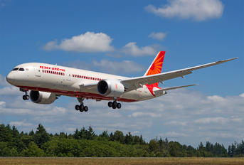 VT-ANY - Air India Boeing 787-8 Dreamliner