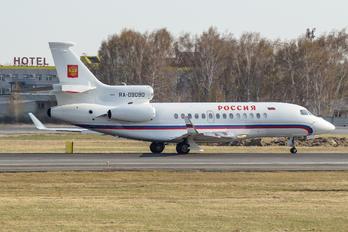 RA-09090 - Rossiya Dassault Falcon 7X