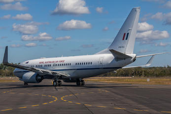 A36-002 - Australia - Air Force Boeing 737-700