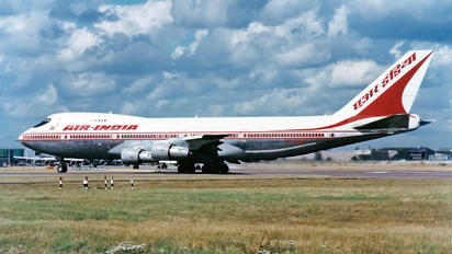 VT-EGA - Air India Boeing 747-200