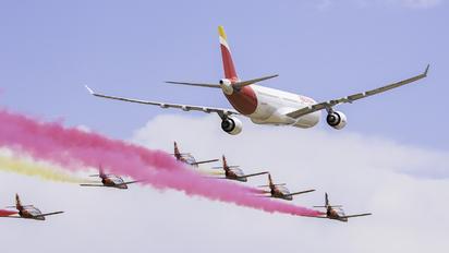 EC-LZX - Iberia Airbus A330-300