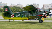 SP-MLP - Museum of Polish Aviation Antonov An-2 aircraft