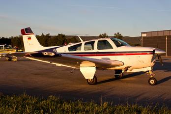 D-EWIM - Private Beechcraft 33 Debonair / Bonanza