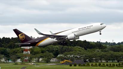 N359UP - UPS - United Parcel Service Boeing 767-300F