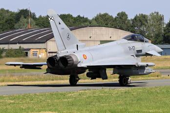 C.16-51 - Spain - Air Force Eurofighter Typhoon S