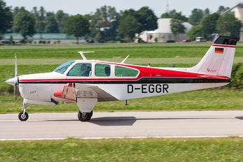 D-EGGR - Private Beechcraft 33 Debonair / Bonanza
