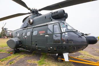 1053 - Mexico - Air Force Aerospatiale SA-330 Puma
