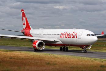 D-ALPH - Air Berlin Airbus A330-200