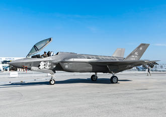 14-5072 - USA - Air Force Lockheed Martin F-35 Lightning II