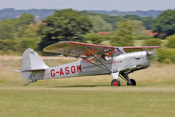 G-ASOM - Private Beagle A61 Terrier