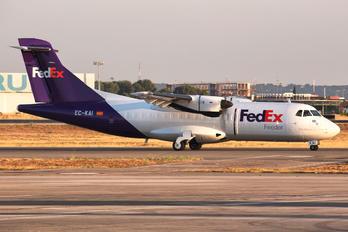 EC-KAI - FedEx Feeder ATR 42 (all models)