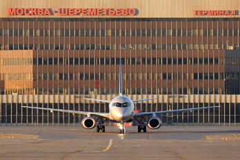RA-89063 - Aeroflot Sukhoi Superjet 100