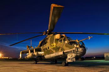 22 - Russia - Air Force Mil Mi-24P