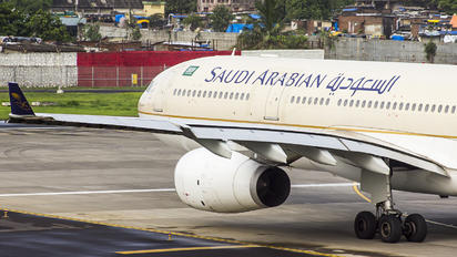 HZ-AQF - Saudi Arabian Airlines Airbus A330-300