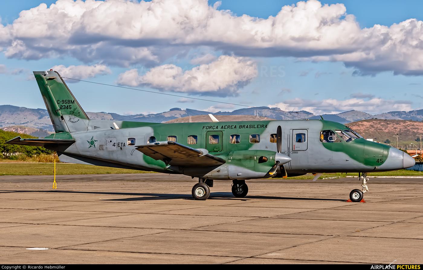 Brazil - Air Force 2345 aircraft at Guaratingueta