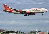 VT-EVA - Air India Boeing 747-400 aircraft