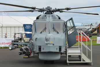 ZZ415 - Royal Navy Leonardo- Finmeccanica AW-159 Wildcat HMA2