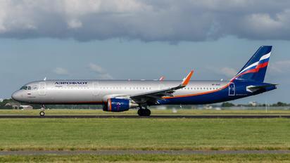 VP-BAE - Aeroflot Airbus A321